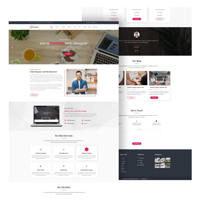 Tvorba webových stránok Zvolen
